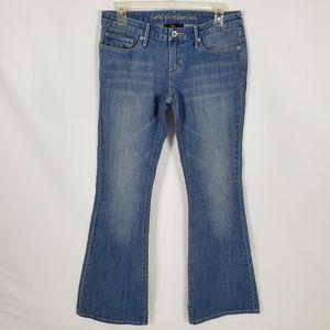 Levi's The Original 423 Bell Flare Jeans jrs 7 J22